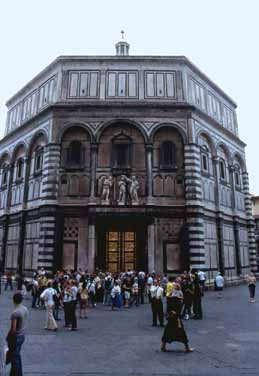 Florence - Baptistry